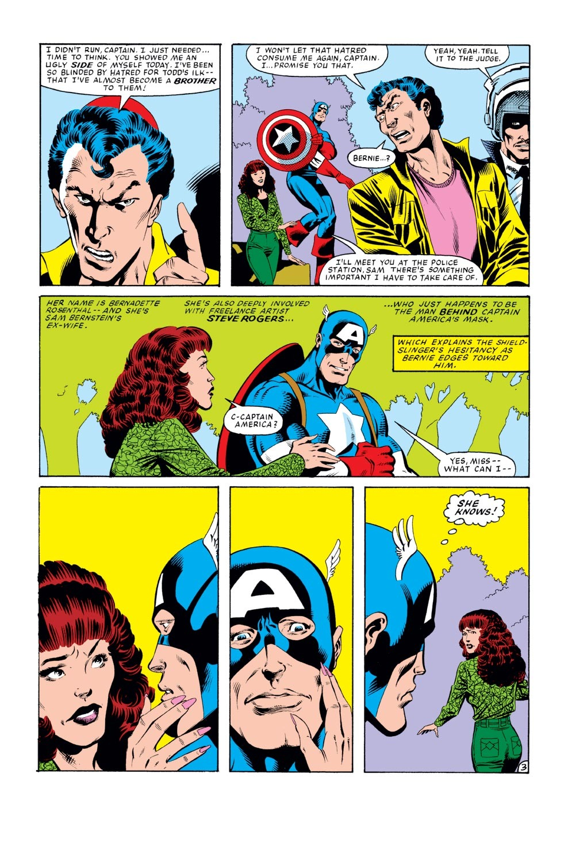 Captain America (1968) Issue #276 #192 - English 4