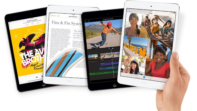 What are the 2013 iPads?