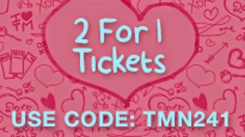 Use offer code BWAYWK and get 2-For-1 tickets to shows like Aladdin, Wicked, and Kinky Boots today! Or use code BWAYUP and get better seats for only $20 more! Offer is .