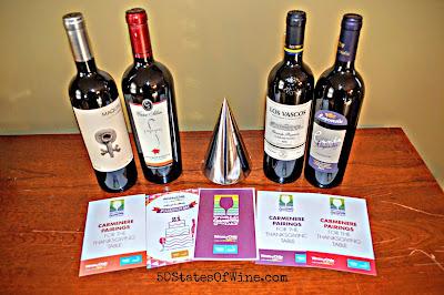 #CarmenereDay with Wines of Chile