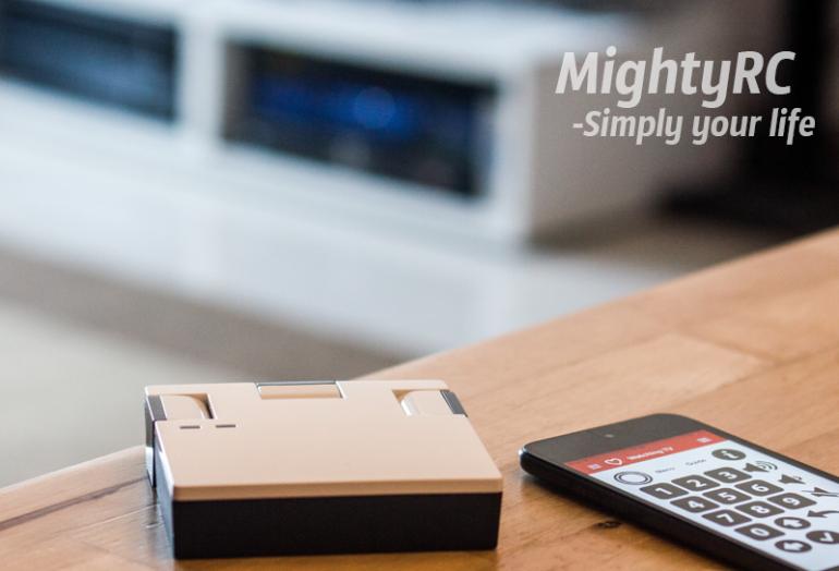 MightyRC smartphones universal remote