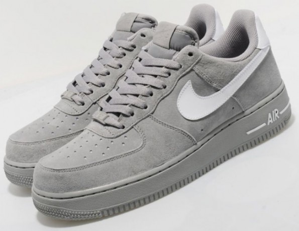 air force nike gris
