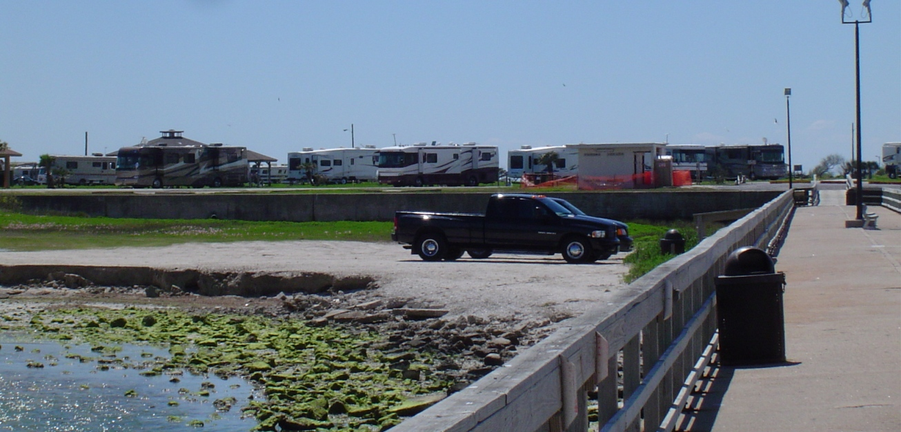 Military campgrounds naval air station corpus christi tx for Corpus fishing forum
