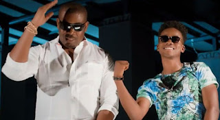 Don Jazzy and Korede Bello