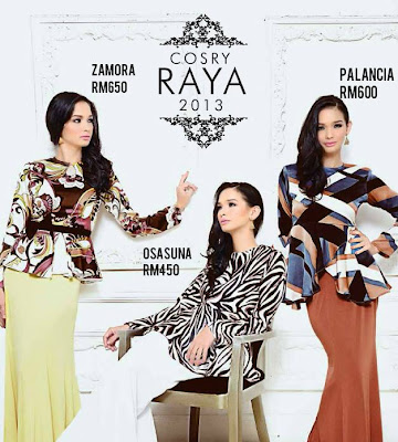2013 - Koleksi PrintsMania Cosry Purple Label Raya 2013 :: Fashion