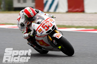 Marco Simoncelli Wallpaper