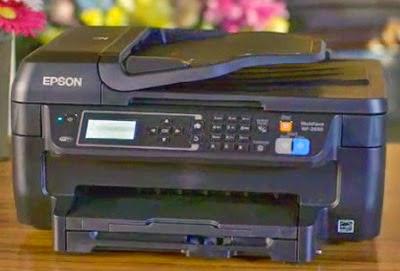 Epson WF-2650 Driver Printer Free Download