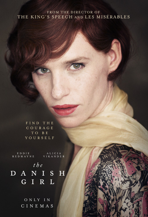 The Danish Girl movie poster