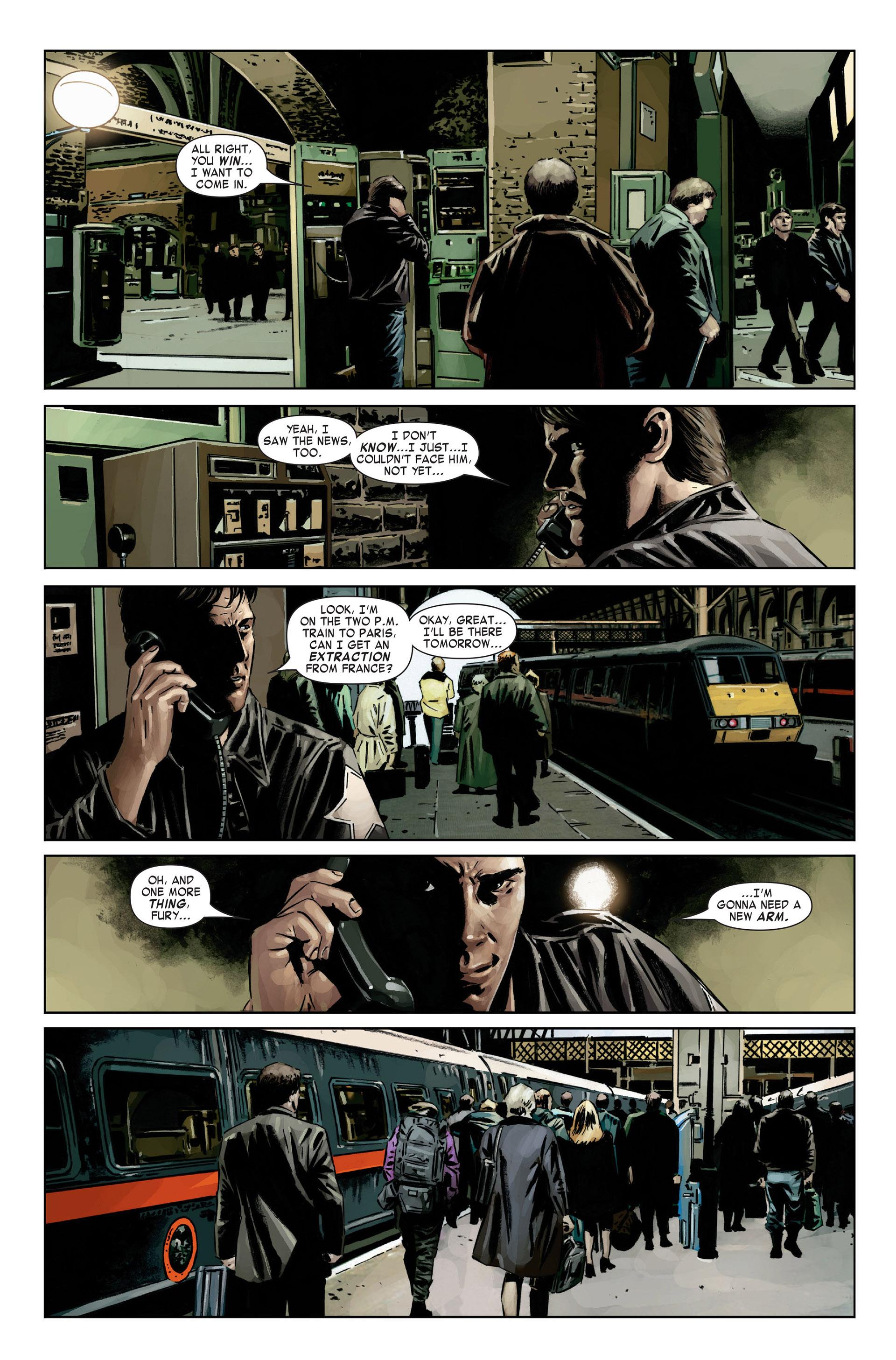 Captain America (2005) Issue #21 #21 - English 21