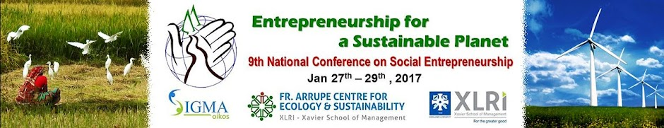 9th National Conference on Social Entrepreneurship