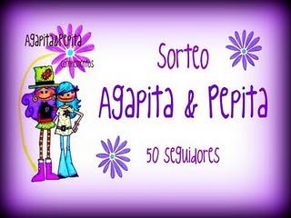 Sorteo en Agapita y Pepita