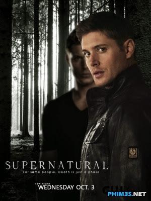 Siêu Nhiên 8-Supernatural 8