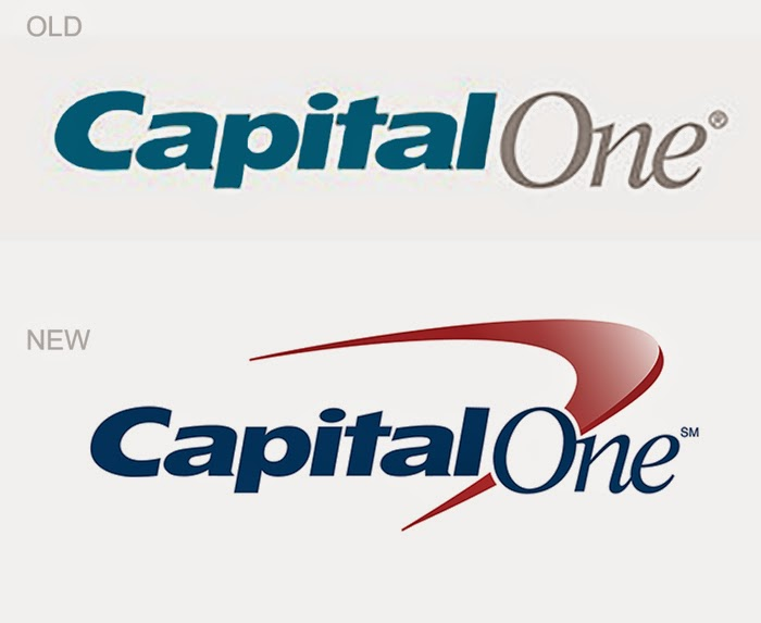 Capital One Logo Re-Design