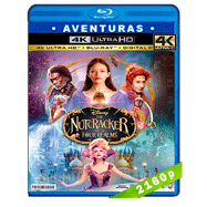 El cascanueces y los cuatros reinos (2018) 4K UHD Audio Dual Latino-Ingles