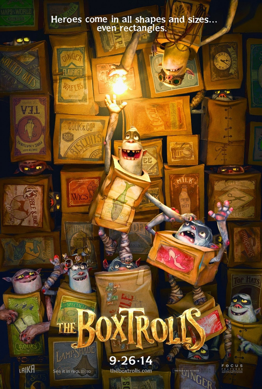 Ver The Boxtrolls (Los Boxtrolls) (2014) Online