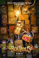 Los Boxtrolls (2014)