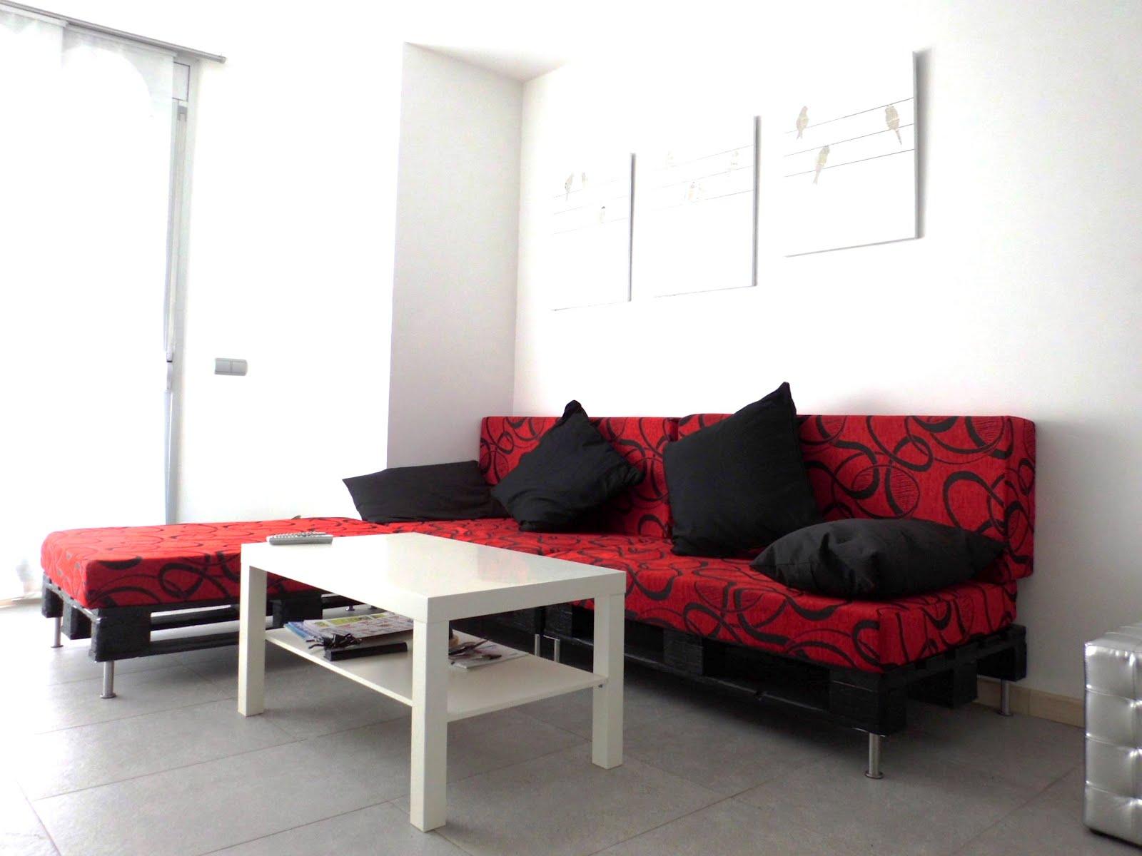 reciclando un sof chaise longe de palets - Sofas De Palets