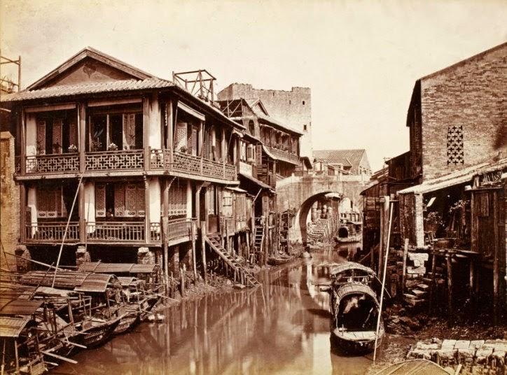 Fotos de China en el siglo 19 y principio del 20