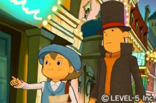 El Profesor Layton (Saga Completa) (Español)
