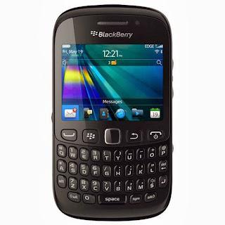 harga terbaru dan spesifikasi dari BlackBerry Smartfren 9310
