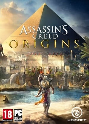 Assassins Creed Origins Jogos Torrent Download capa
