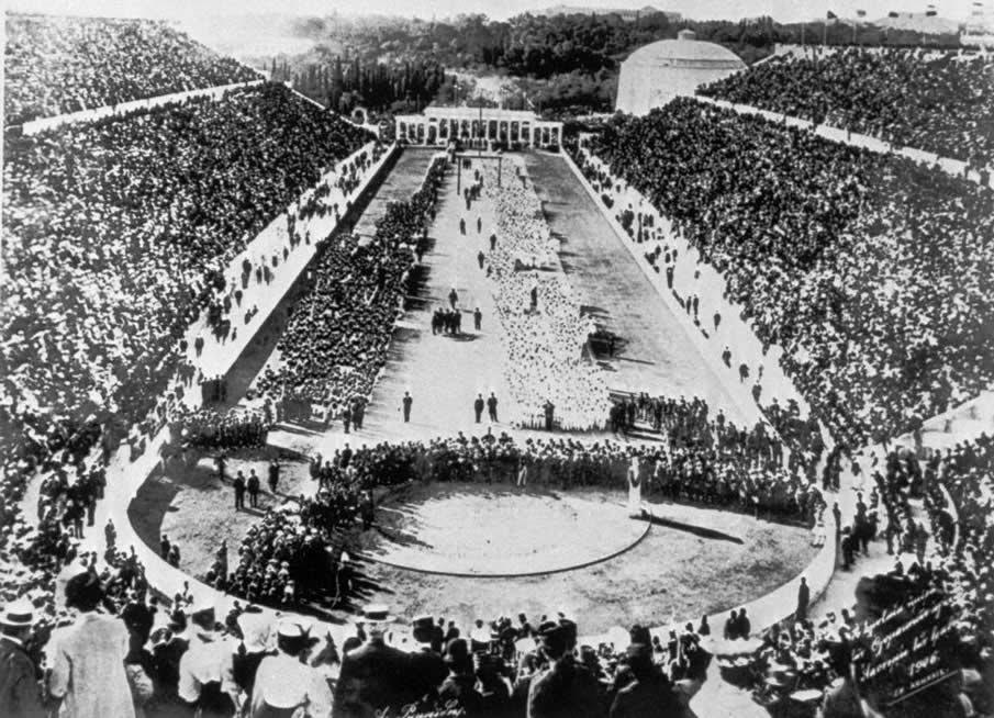 Primeros juegos modernos, Atenas 1894