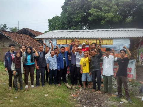 Benteng Terakhir Perjuangan Rakyat Desa Sirnaresmi