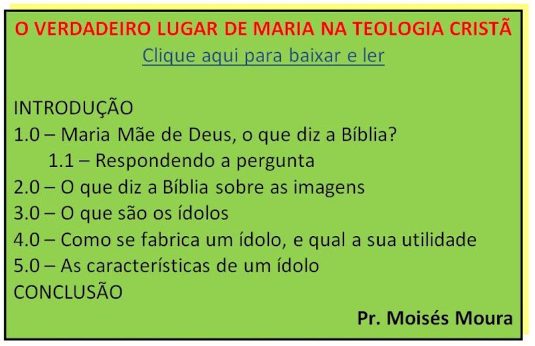 O verdadeiro lugar de Maria na teologia cristã