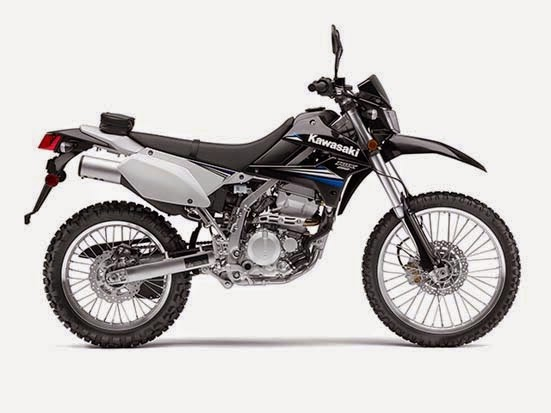 Specification Kawasaki KLX 250S