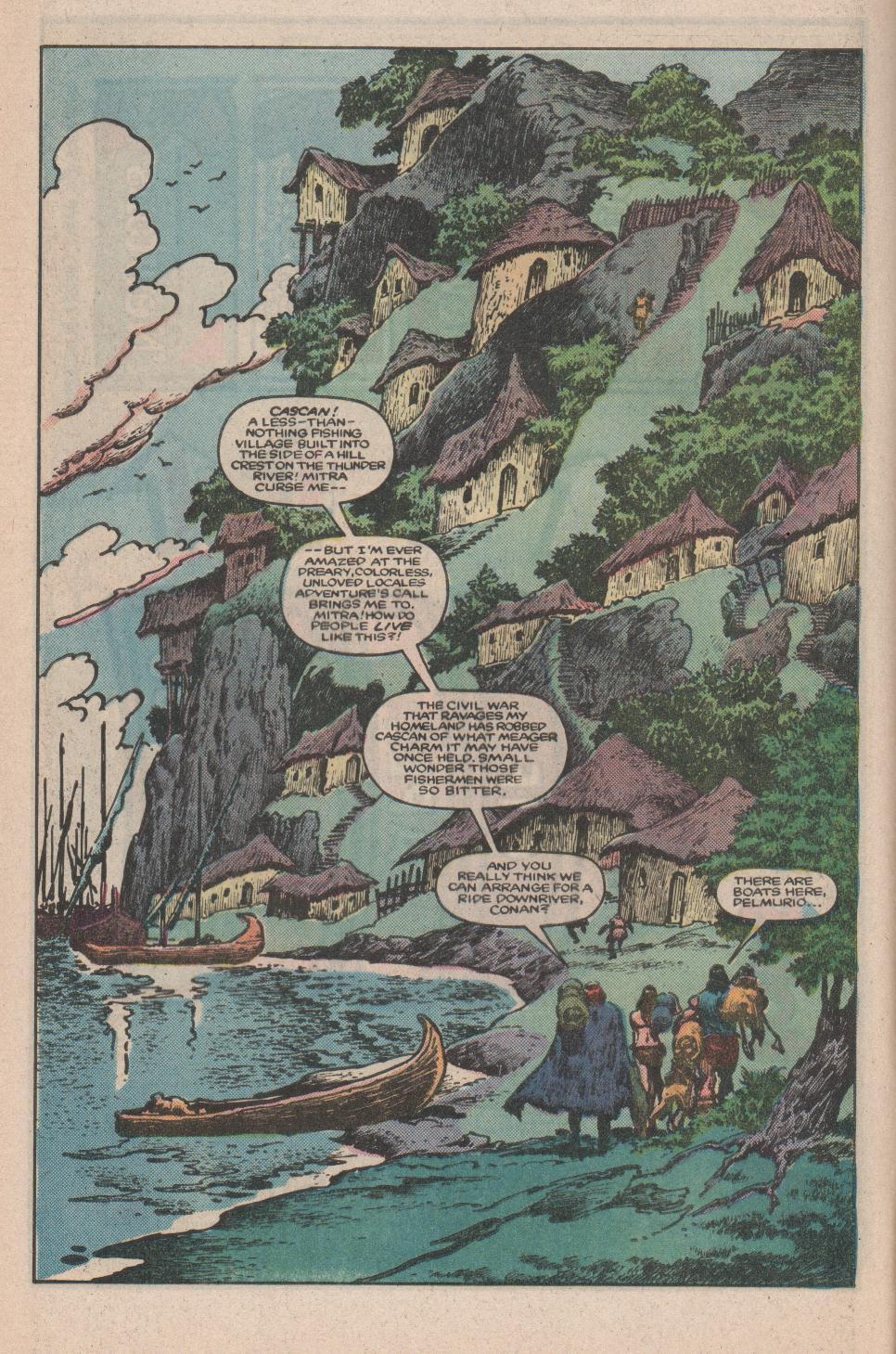 Conan the Barbarian (1970) Issue #175 #187 - English 6