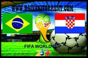 Assistir Brasil x Croácia Ao Vivo - Copa do Mundo (2014) Online