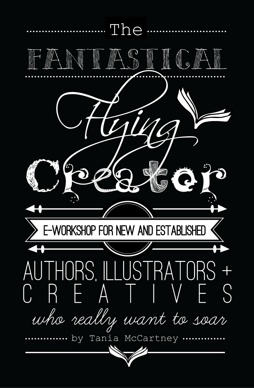 Essential professional development for author/illustrators.