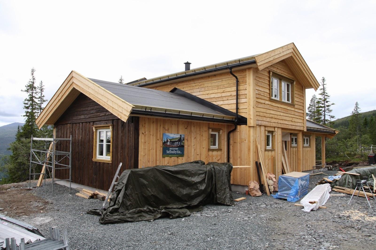 Utvendig farge hytte – utstyre komfort!