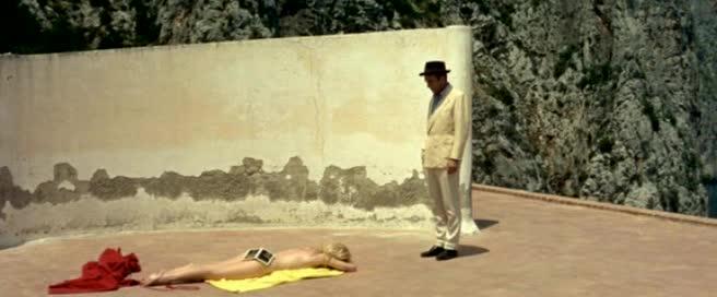 El Desprecio (1963) Jean-Luc Godard