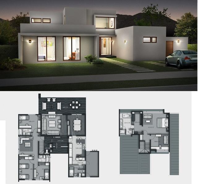 Planos de casas gratis pictures - Planos de casas minimalistas ...