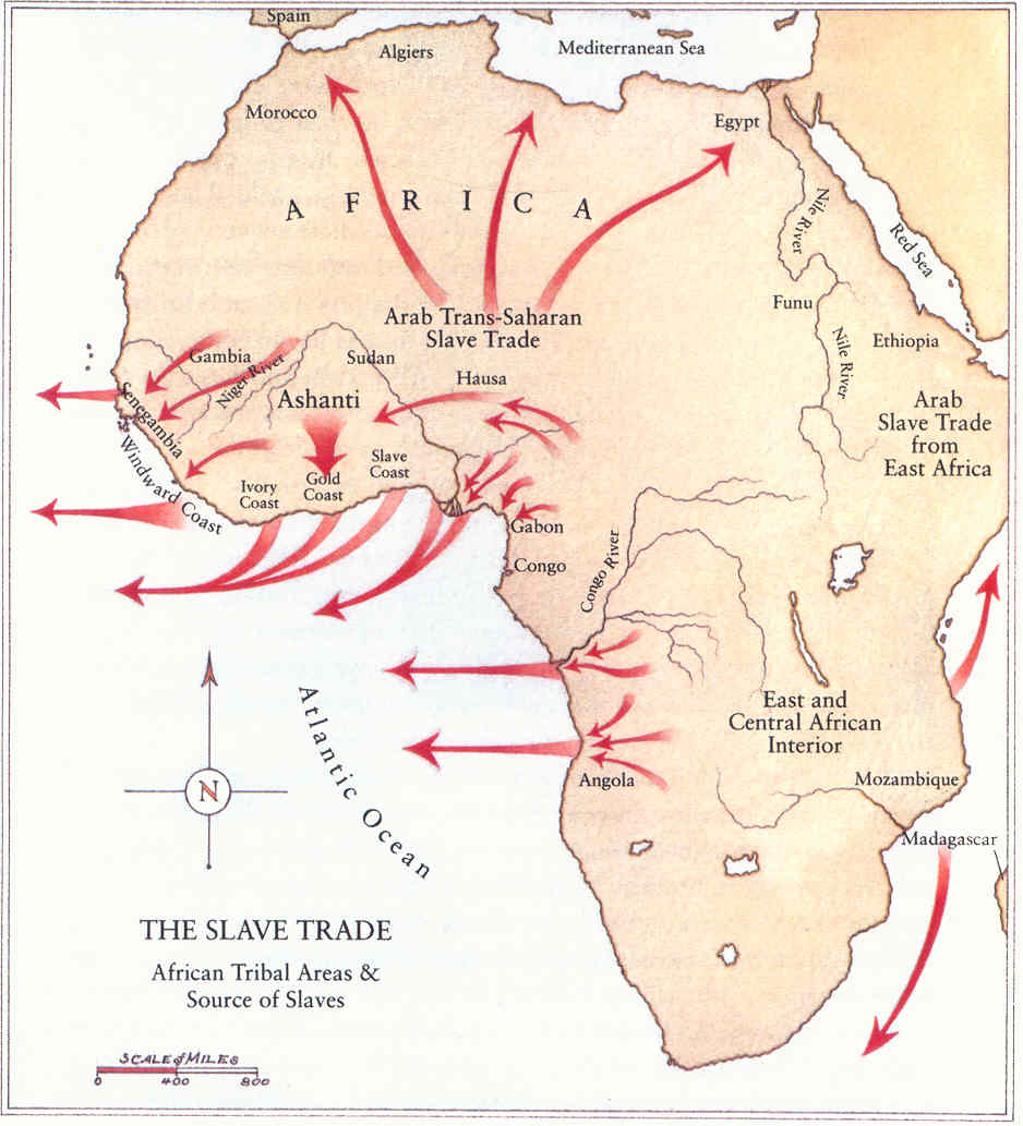 a comparison of the trans atlantic slave trade and trans saharan slave trade Various forms of slavery, servitude, or coerced human labor existed throughout the world before the development of the trans-atlantic slave trade in the sixteenth century.