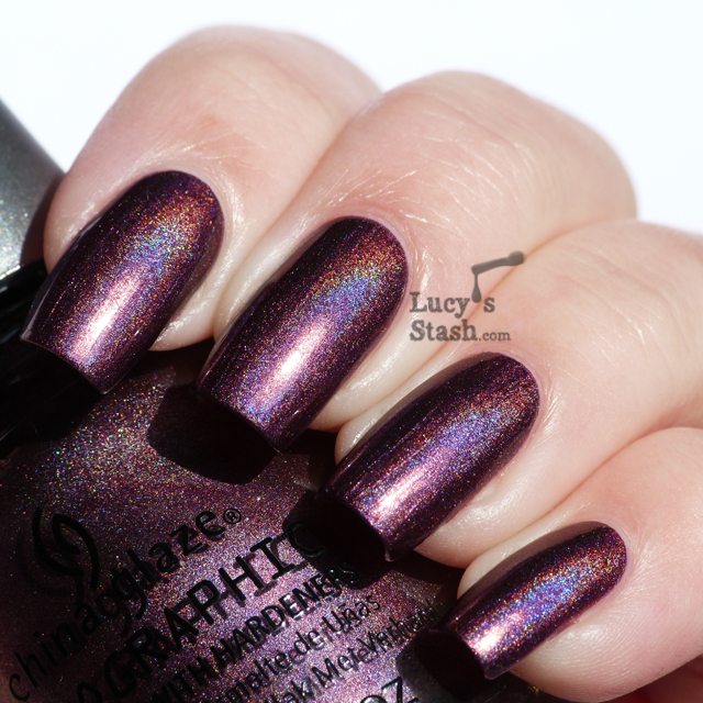 Lucy's Stash - China Glaze When Stars Collide