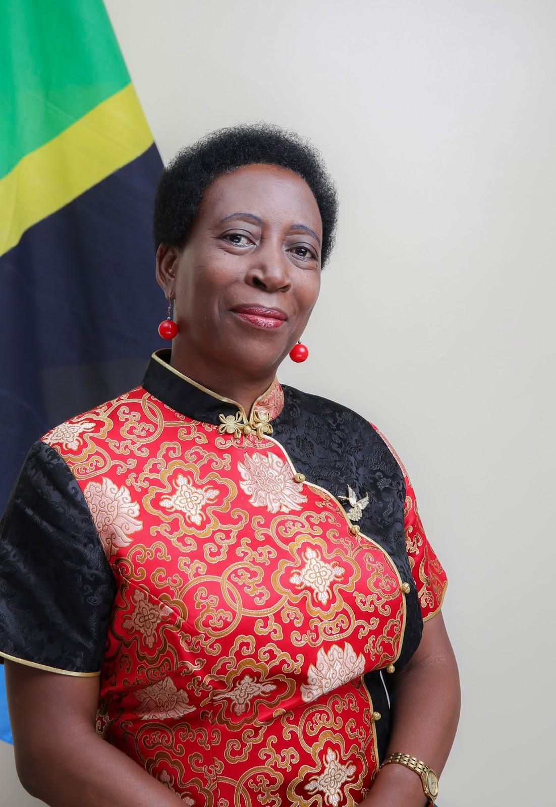 Balozi Mteule Victoria Richard Mwakasege