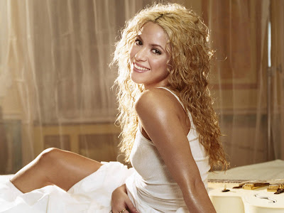SuperWallpaper de la cantante Shakira