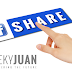 Adding Facebook Share Button on Blogger Platform