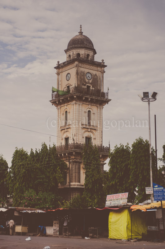 Mahboob Chowk Clock Tower