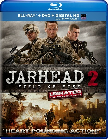 Jarhead 2: Field Of Fire (Soldado Anónimo 2: Terreno Peligroso) (2014) m720p BDRip 2.8GB mkv Dual Audio DTS 5.1 ch