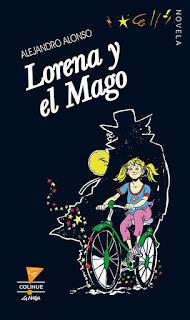 Libro Lorena y el mago