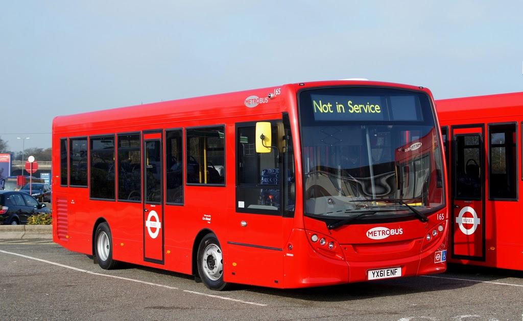 The circle of london watford gap services metrobus 39 s for Garage volvo gap
