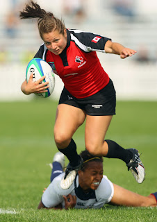 Rugby, Rugby Canada, Women's Rugby, Ashley Patzer, World Cup, USA