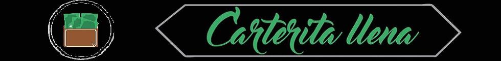 Gana dinero en internet: Carterita llena
