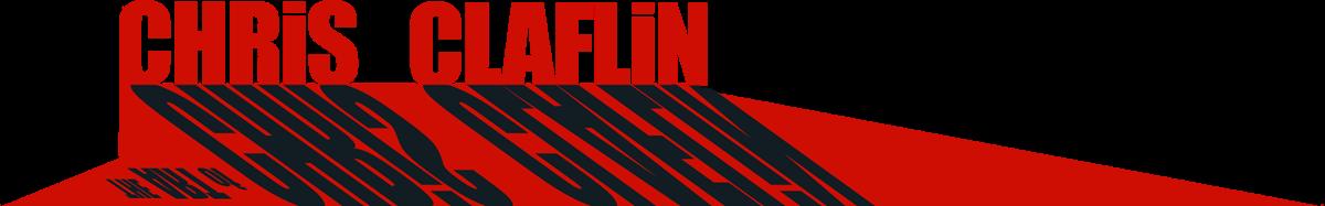 Chris Claflin Blog