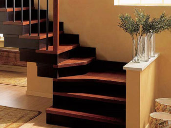 Interhome escaleras for Casas con escaleras interiores