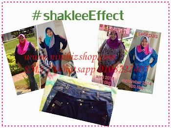 TESTIMONI KURUS SHAKLEE #ShakleeEffect #3