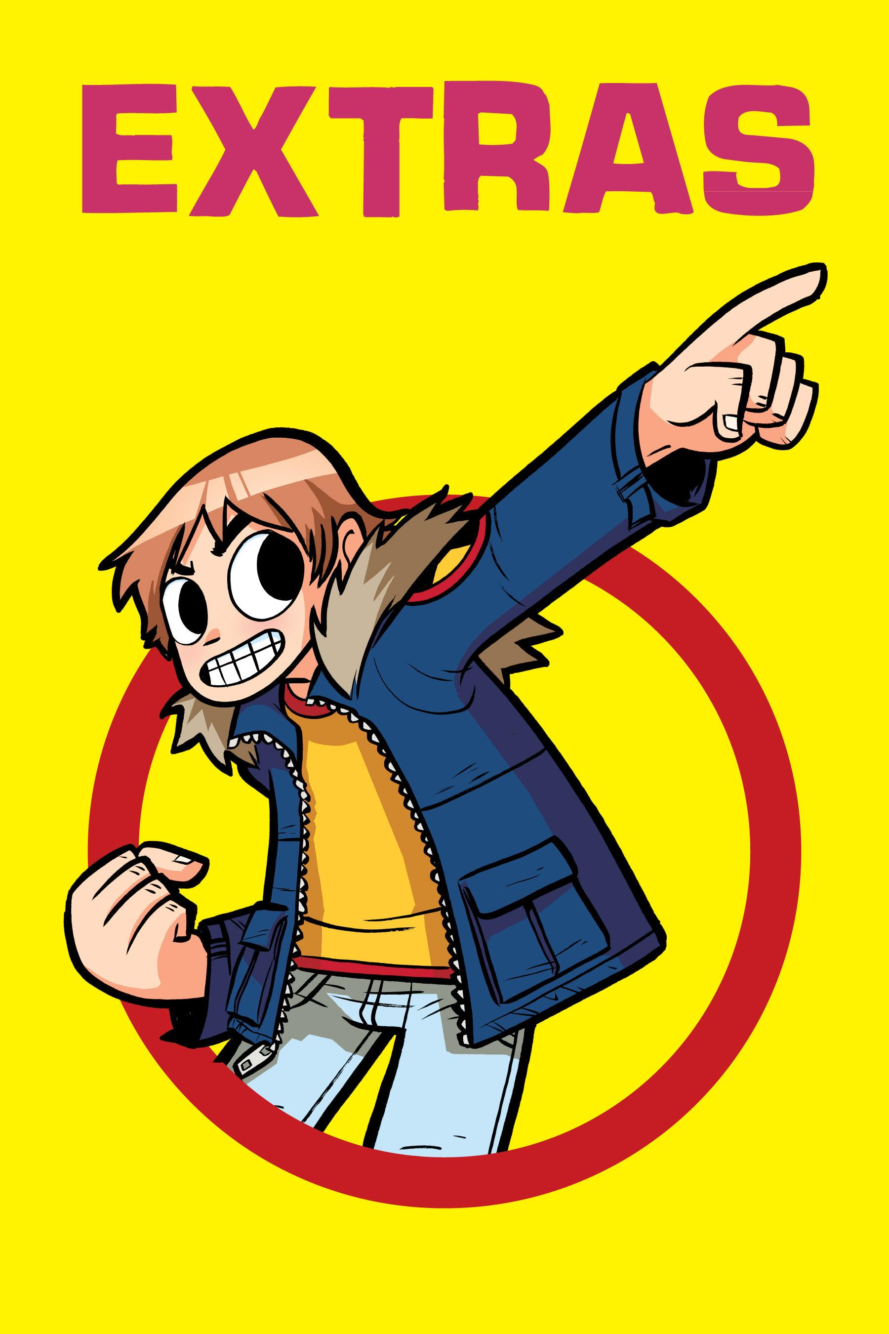 Read online Scott Pilgrim comic -  Issue #3 - 177